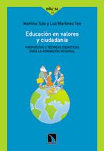 EDUCACIÓN EN VALORES Y CIUDADANÍA.